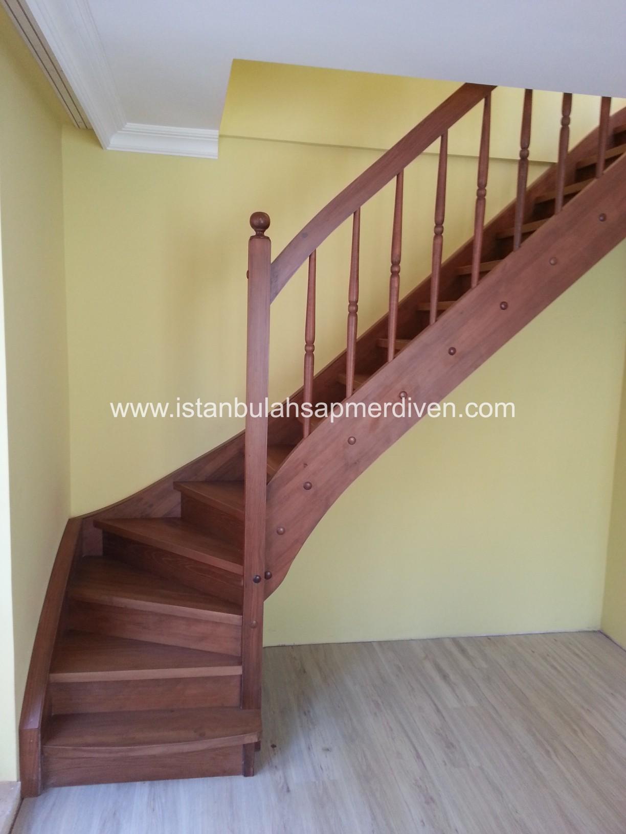 L Dönüşlü Merdivenler