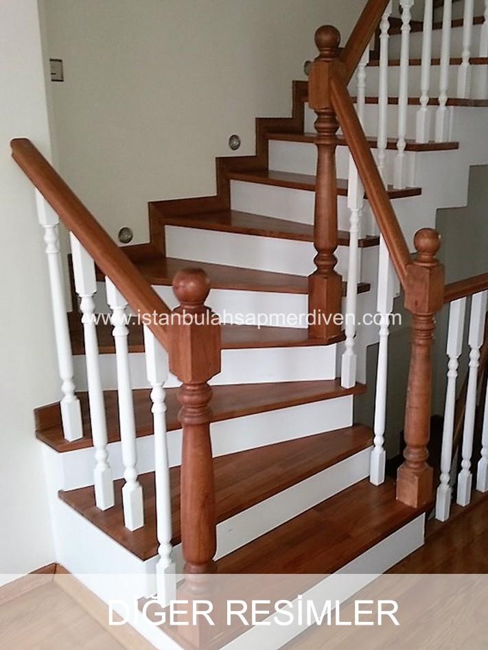 Beton Üstü Merdivenler